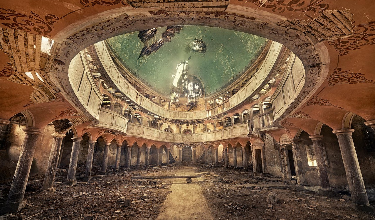 Lost Places By Sven Fennema Les 233 Critures Br 232 Ves
